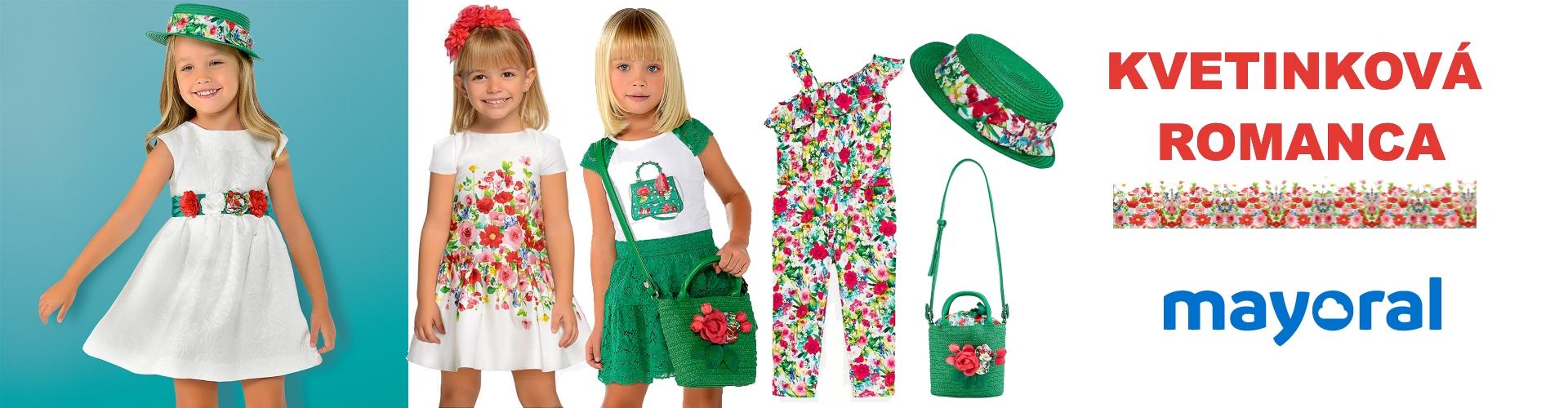 e7e63d90416d Mayoral - štýlové detské oblečenie