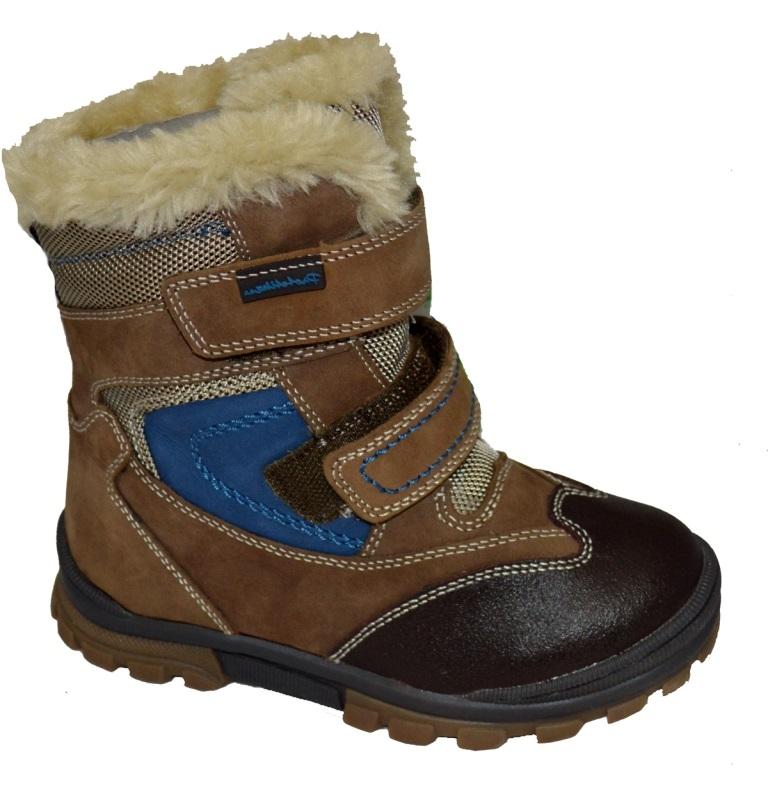 ac130bff9 Obuv   Zimné topánky DAK - zateplené kožušinkou   Mayoral ...