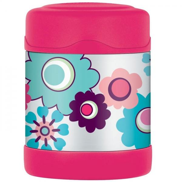 Thermos FUNtainer - detská termoska na jedlo - kvety empty e1efa645357