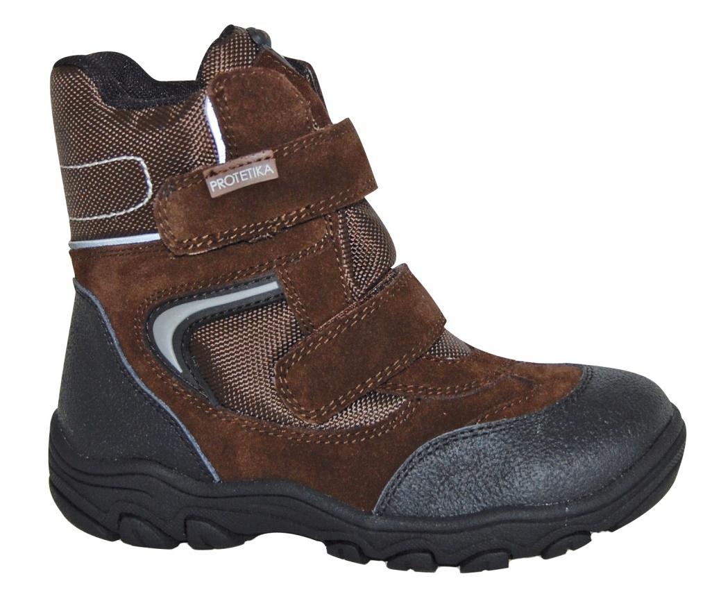 9bb1703b5a718 Obuv   Zimné topánky s membránou TORSTEN brown   Mayoral - oblečenie ...