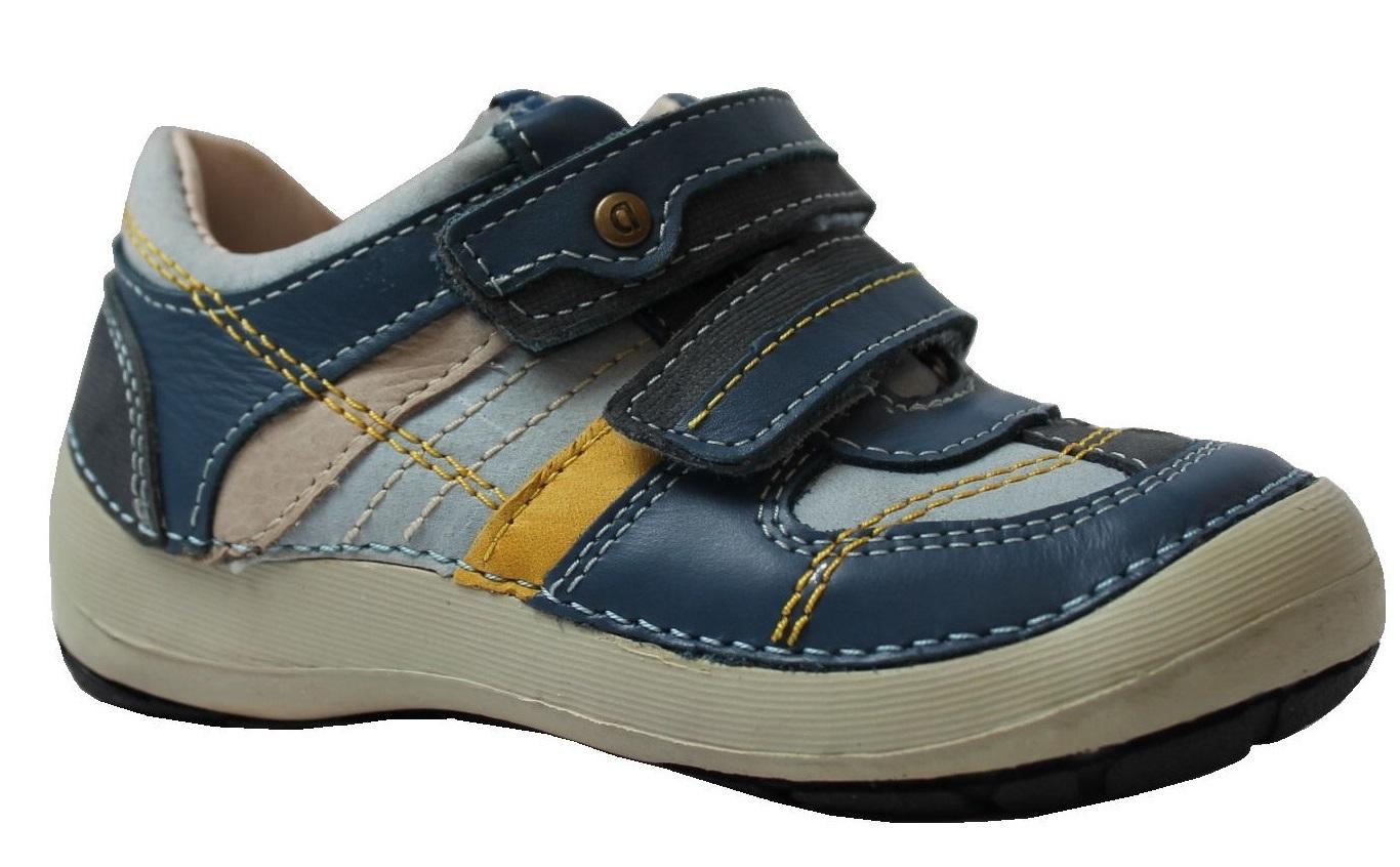65b5ee1eac Detská kožená obuv D.D.Step