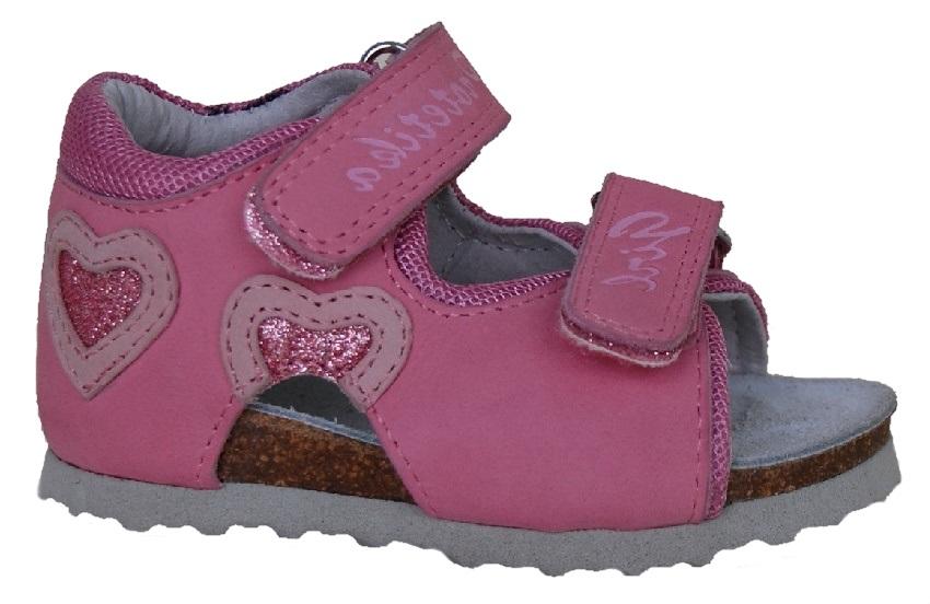 032e065c3be7 Sandále ORS T 109 ružová