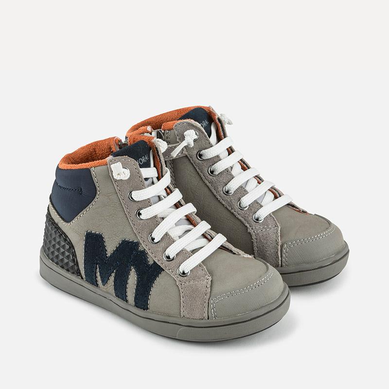 Športové topánky s logom Mayoral - 1646687036 empty 2c55f29b843