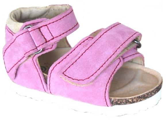 b00482f386c9 Sandále ORS T 62 ružová
