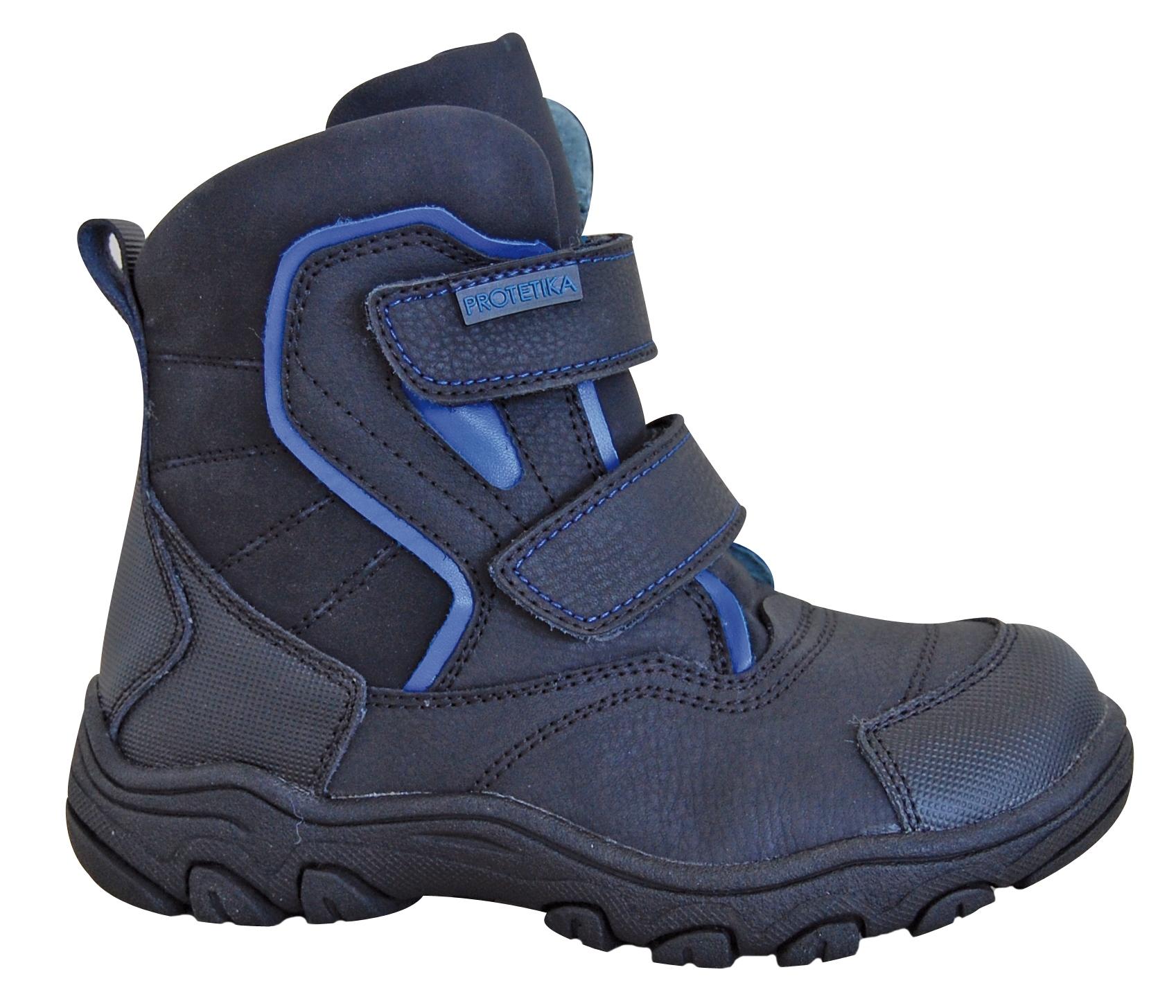 Zimná obuv DAX čierne db6b01c7c38