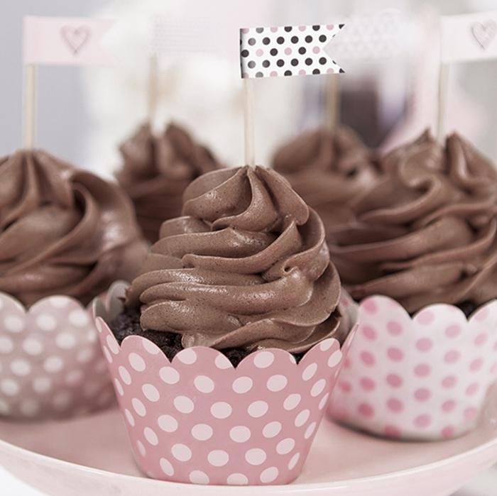 d01edf91a Košíčky na muffiny Sweets s bodkami 6 ks empty
