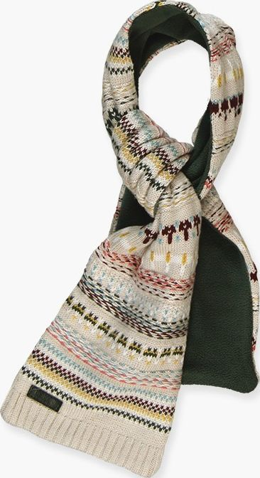 Boboli 17314132-7294 Knitwear scarf unisex with jacquard in various colours, the