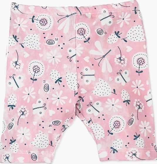 Boboli 27113038-9395 Stretch knit leggings for baby girl