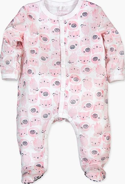 Boboli 27113049-9392 Knit play suit for baby