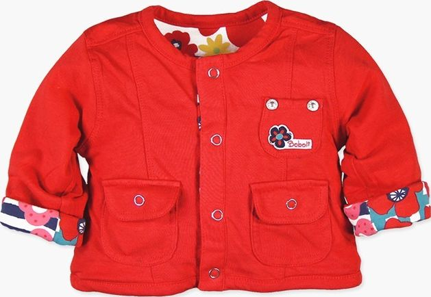 Boboli 27233110-9474 Reversible jacket for baby girl