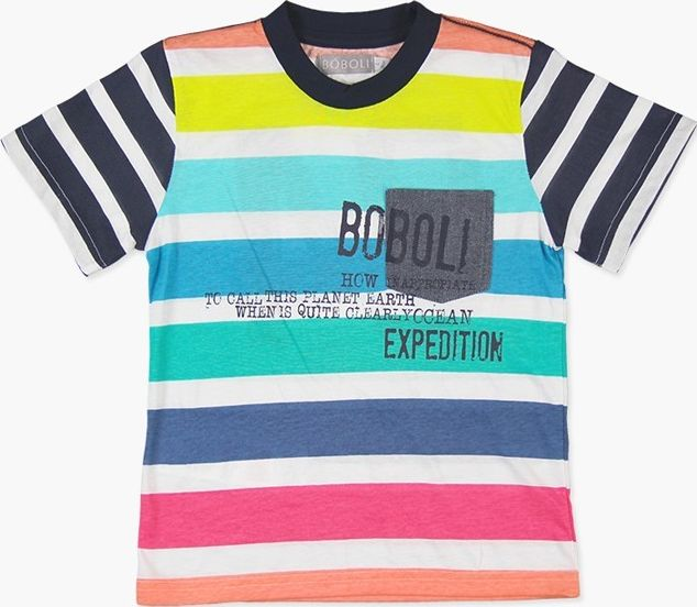 Boboli 27523022-2364 Knit t-Shirt for boy