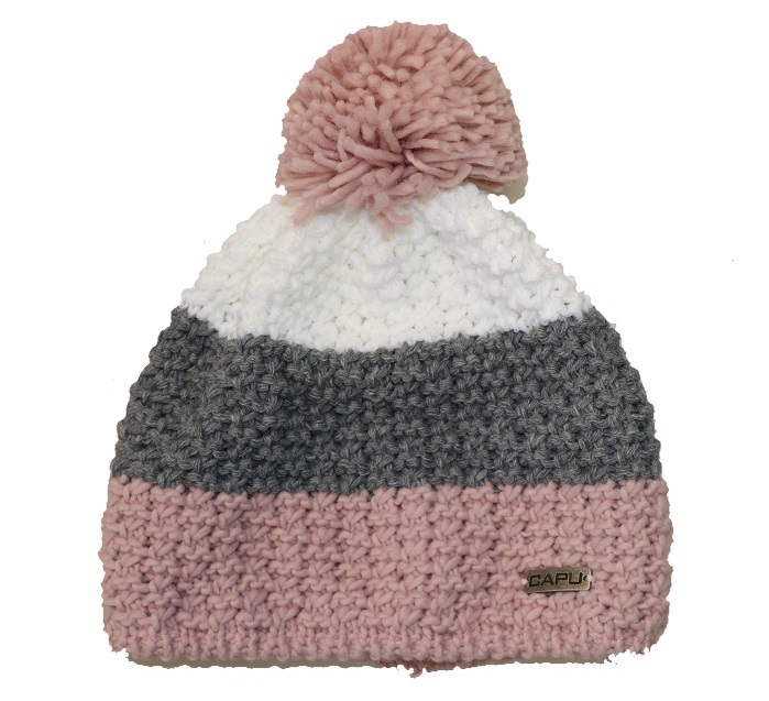a1b38934e Dámska móda | Zimná čiapka s brmbolcom CAPU 3181 ružová | Mayoral ...