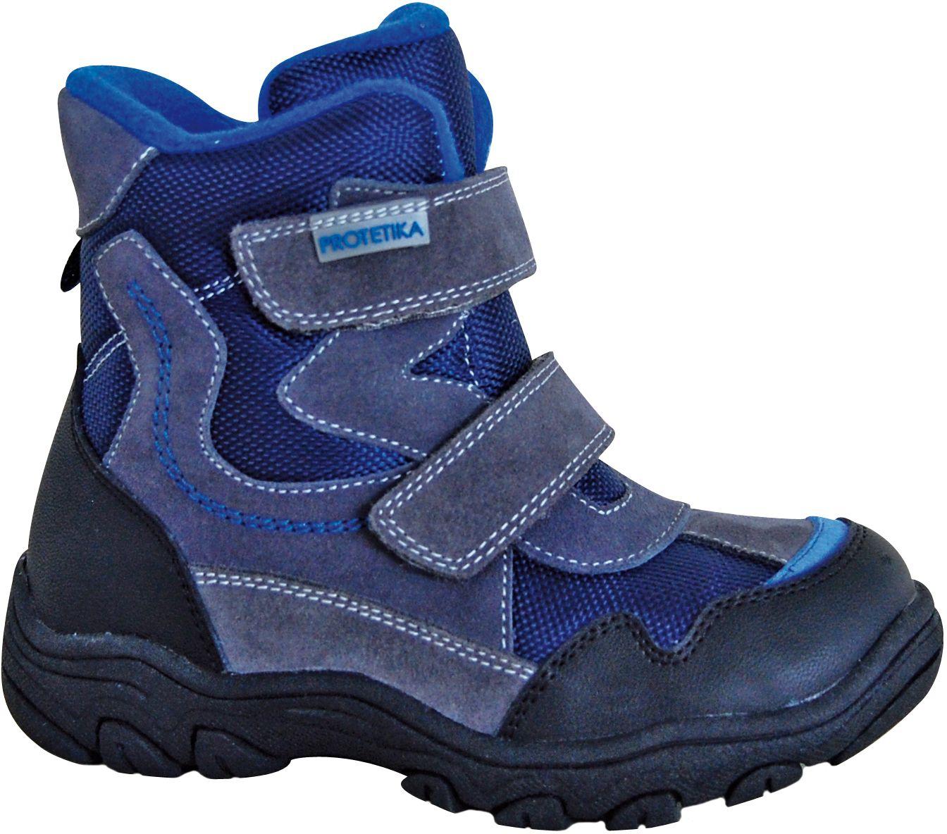 5d80cc0aa379 Zimné topánky TYRSO - zateplené kožušinkou