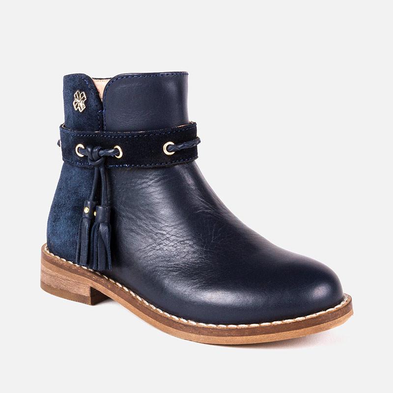 c25aae05abd0 Kožené topánky Mayoral - 1846829037