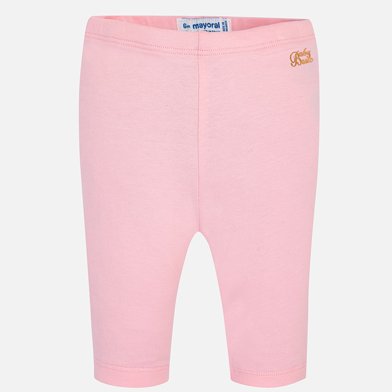 Mayoral 00706034 Basic short leggings Rose
