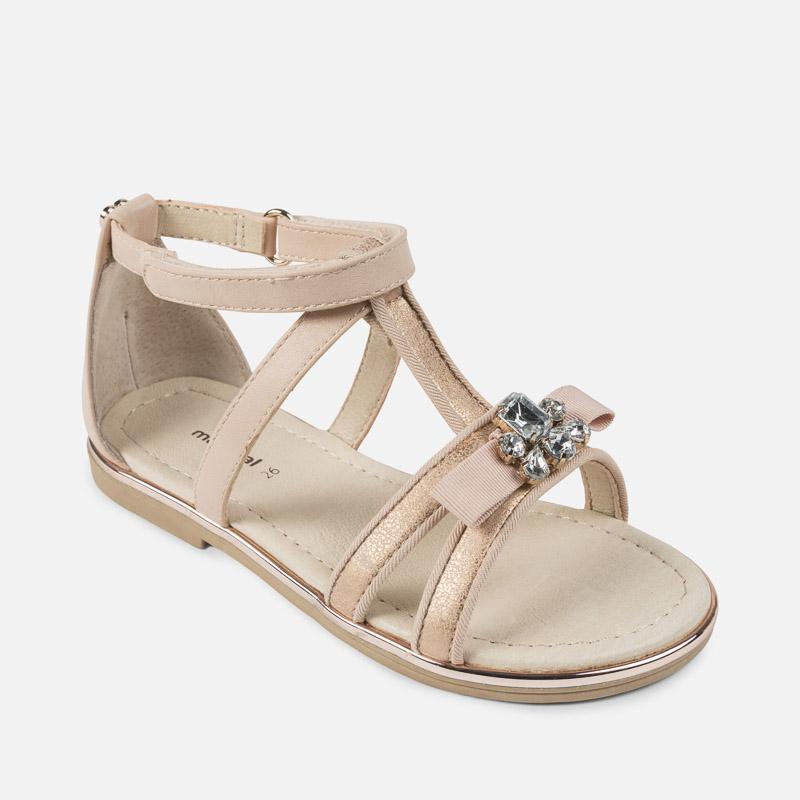 51ebf2aa13ef Spoločenské sandále Mayoral - 47881023