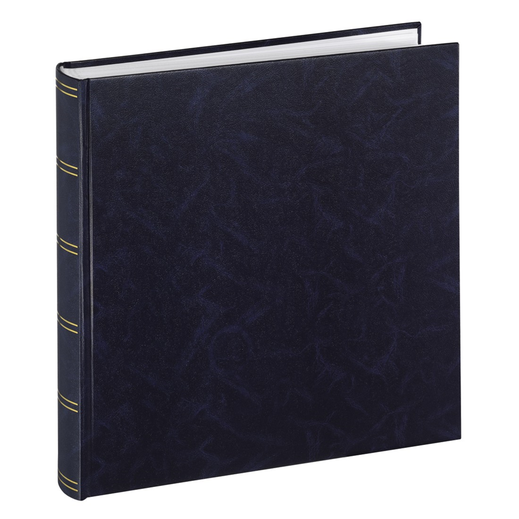 Birmingham Super Jumbo Album, 33x35 100, blue