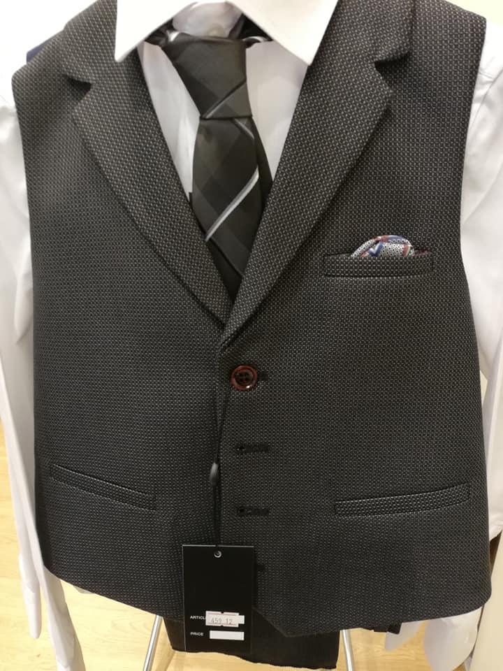 6f983da786 Spoločenský oblek - vesta