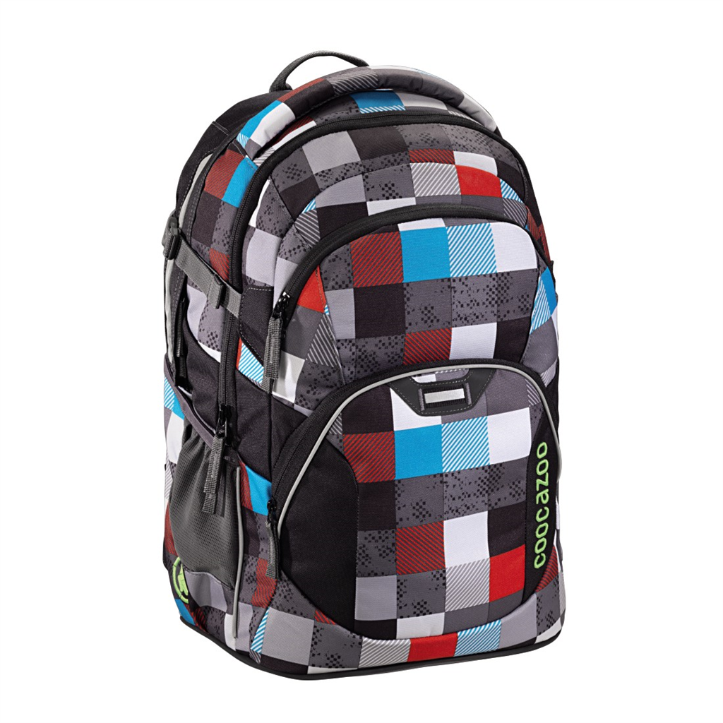 "Coocazoo ""JobJobber"" Backpack, Checkmate"