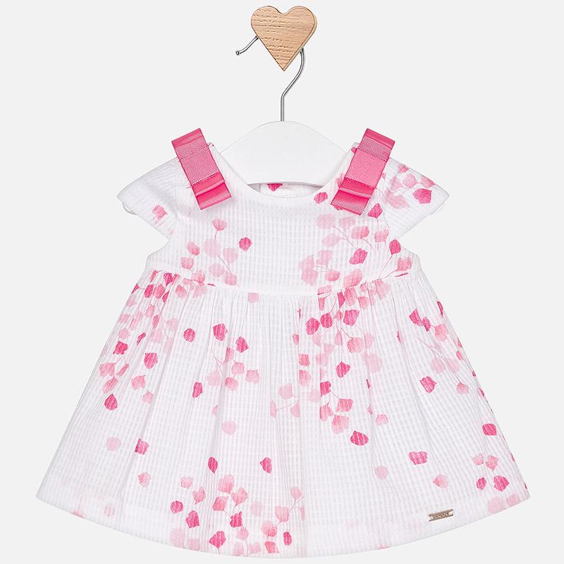 493f6c7ac75a Vzorované šaty Mayoral - 01833024