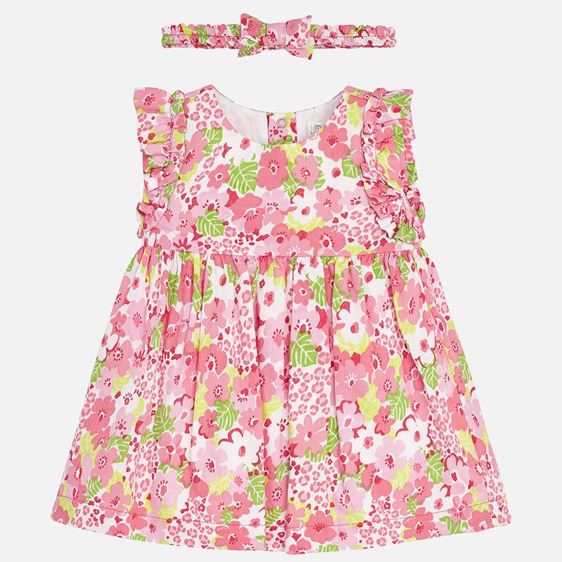 9a2c6549f823 Vzorované šaty Mayoral - 01839049